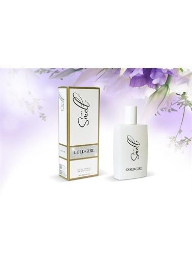 Smell Parfüm Kadın Gold Girl Edt 100 ml.,RNKSZ Renksiz